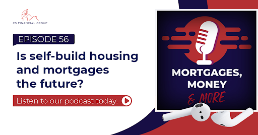 Is self-build housing and mortgages the future A